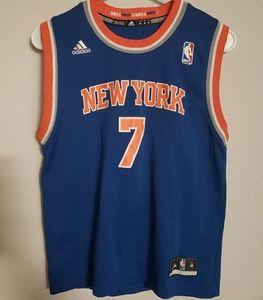 Adidas NY Knicks Carmelo Anthony Jersey Youth Med